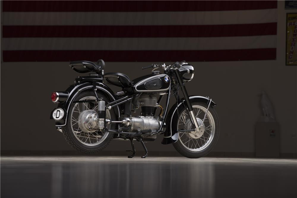1955 bmw motorcycle - 178599