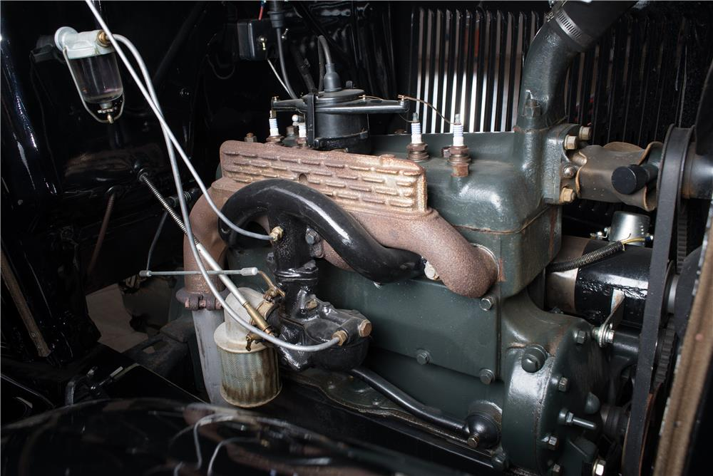 1931 FORD MODEL AA POSTAL DELIVERY TRUCK - Engine - 178609