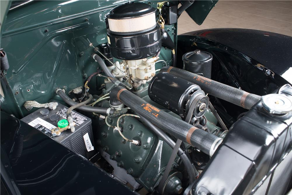 1940 FORD PICKUP - Engine - 178614