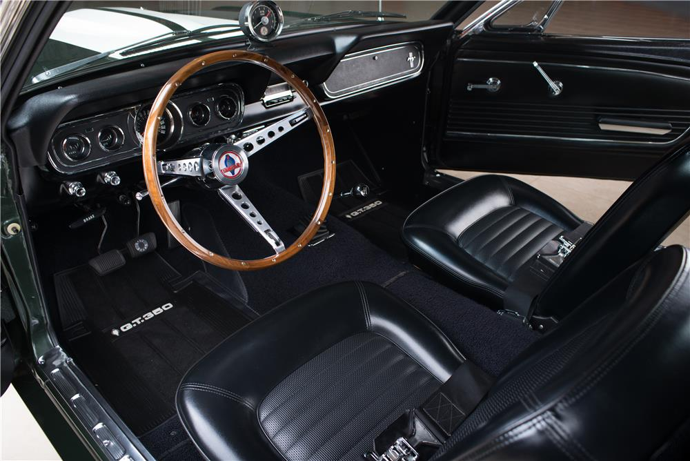 1966 SHELBY GT350 FASTBACK - Interior - 178620