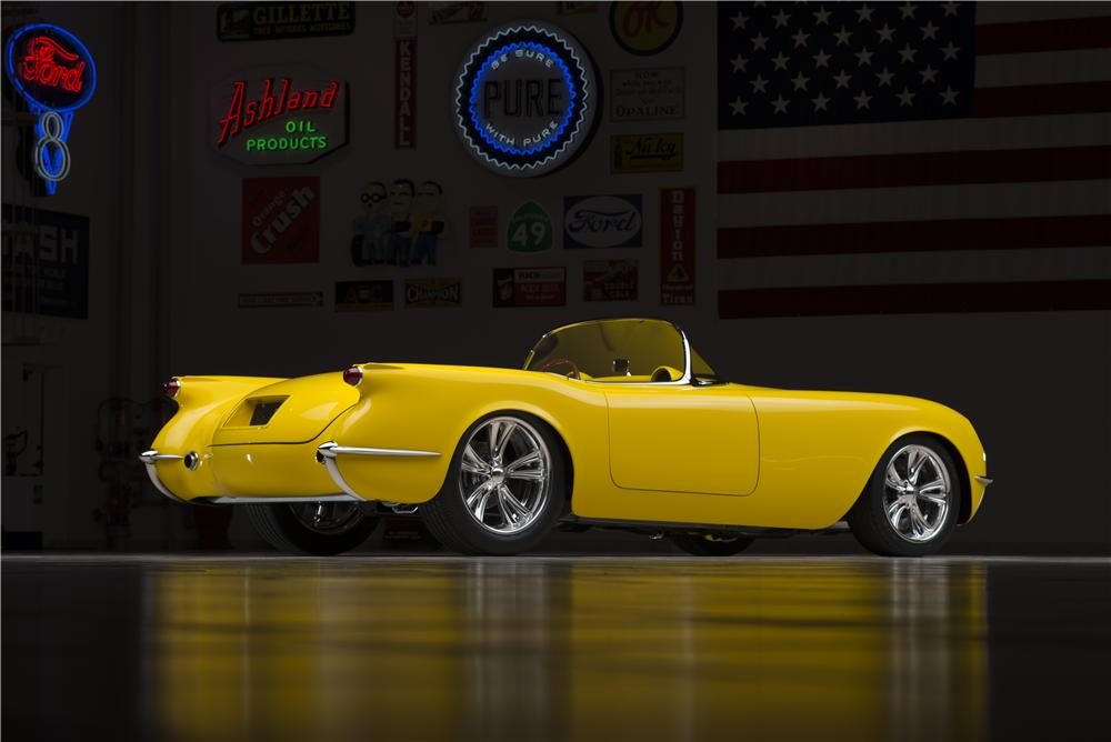 1954 CHEVROLET CORVETTE CODDINGTON CUSTOM - 178641