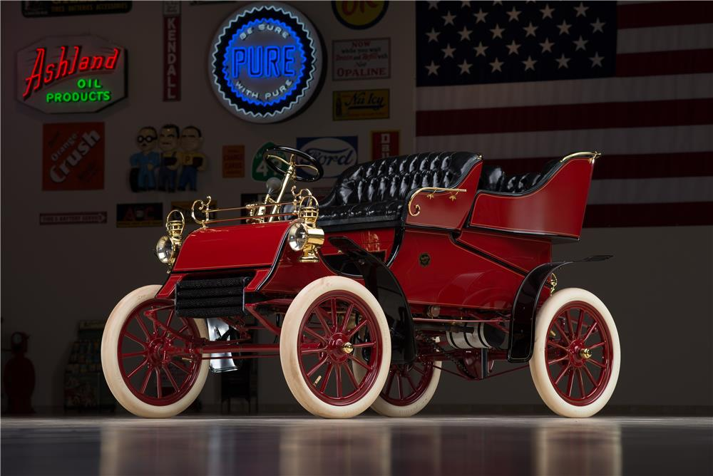 1903 FORD MODEL A  - Front 3/4 - 178647