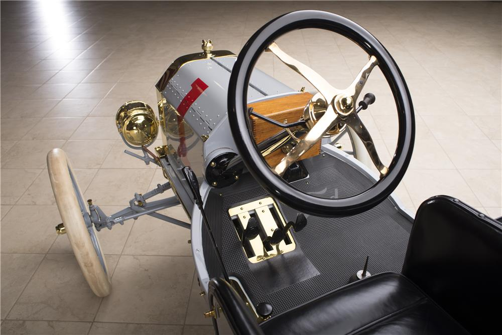 1909 FORD MODEL T RACER - Interior - 178649
