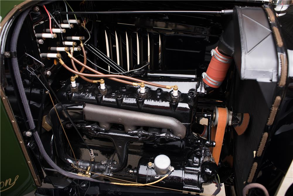 1922 FORD MODEL TT TRUCK - Engine - 178651