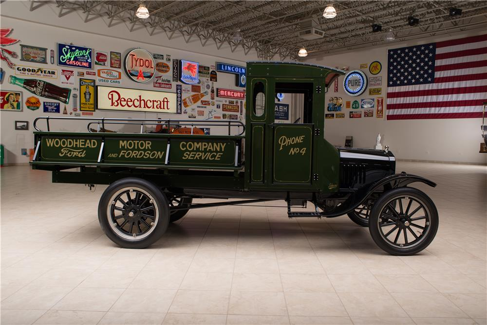 1922 FORD MODEL TT TRUCK - Side Profile - 178651