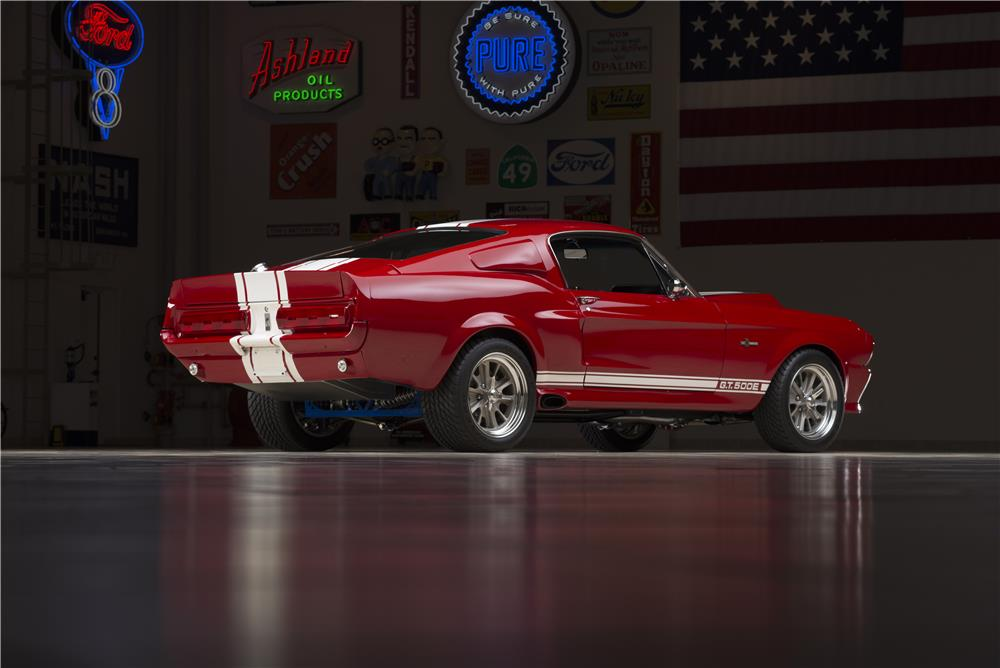 1967 Ford Shelby Gt500e Super Snake Fastback 178660