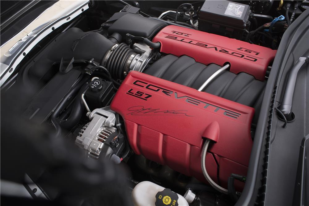 "2013 CHEVROLET CORVETTE CONVERTIBLE ""SERIAL #001"" - Engine - 178668"