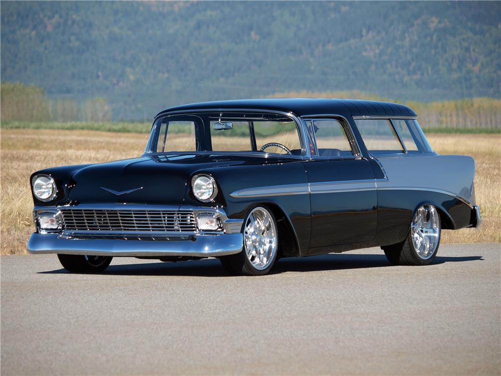 1956 chevrolet nomad custom wagon 178675 Simple Wiring Diagrams exterior light wiring diagram
