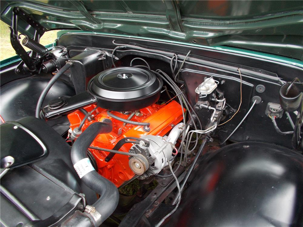 1968 CHEVROLET C-10 PICKUP - Engine - 178679