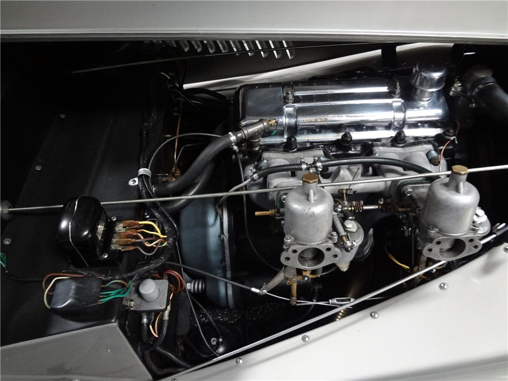 1961 MORGAN PLUS 4 ROADSTER - Engine - 178687