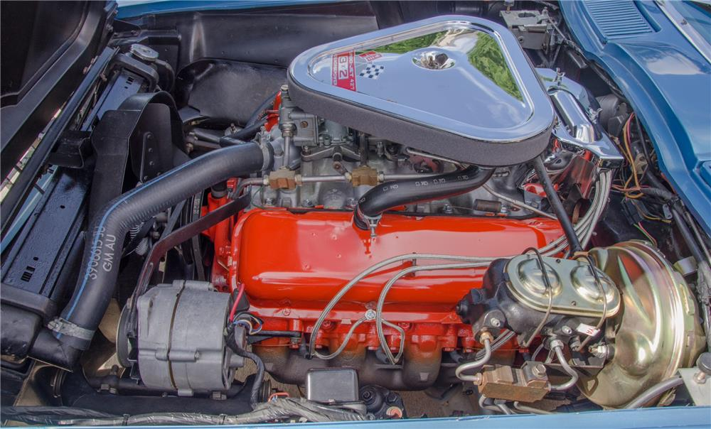 1967 CHEVROLET CORVETTE 427/435 - Engine - 178695