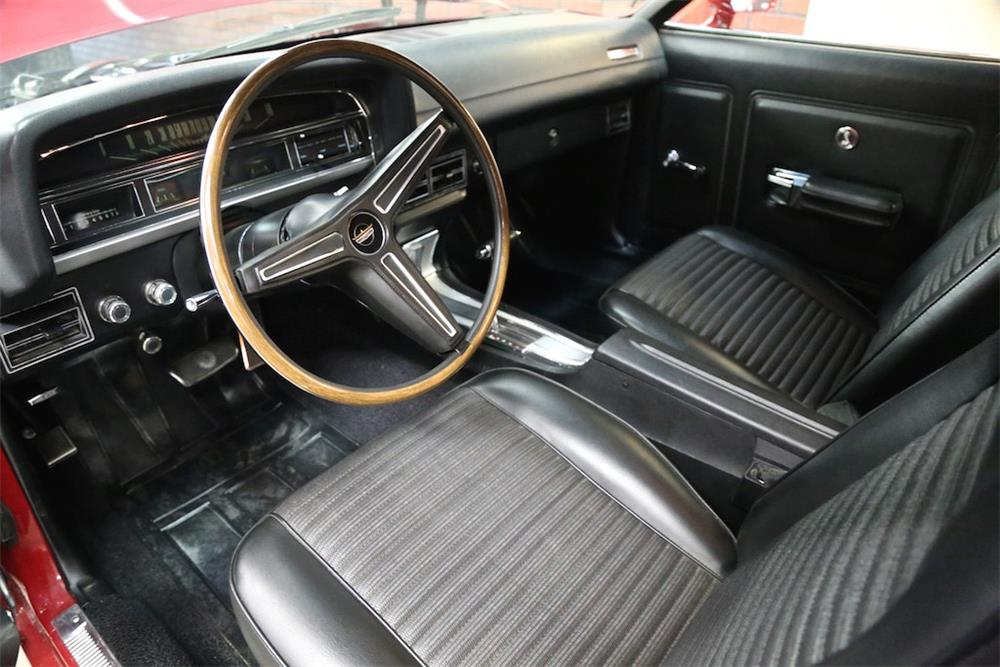 "1970 FORD TORINO ""KING COBRA"" RE-CREATION - Interior - 178708"