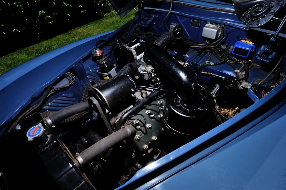 1948 LINCOLN CONTINENTAL CONVERTIBLE - Engine - 178709