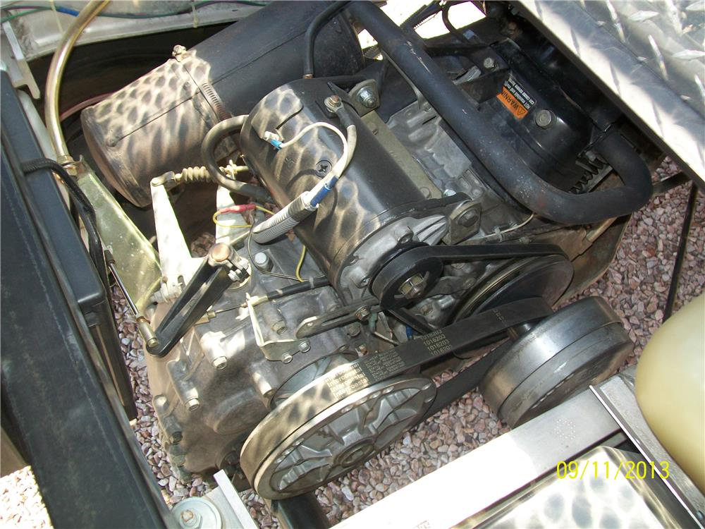 1977 CLUB CUSTOM GOLF CART - Engine - 179601