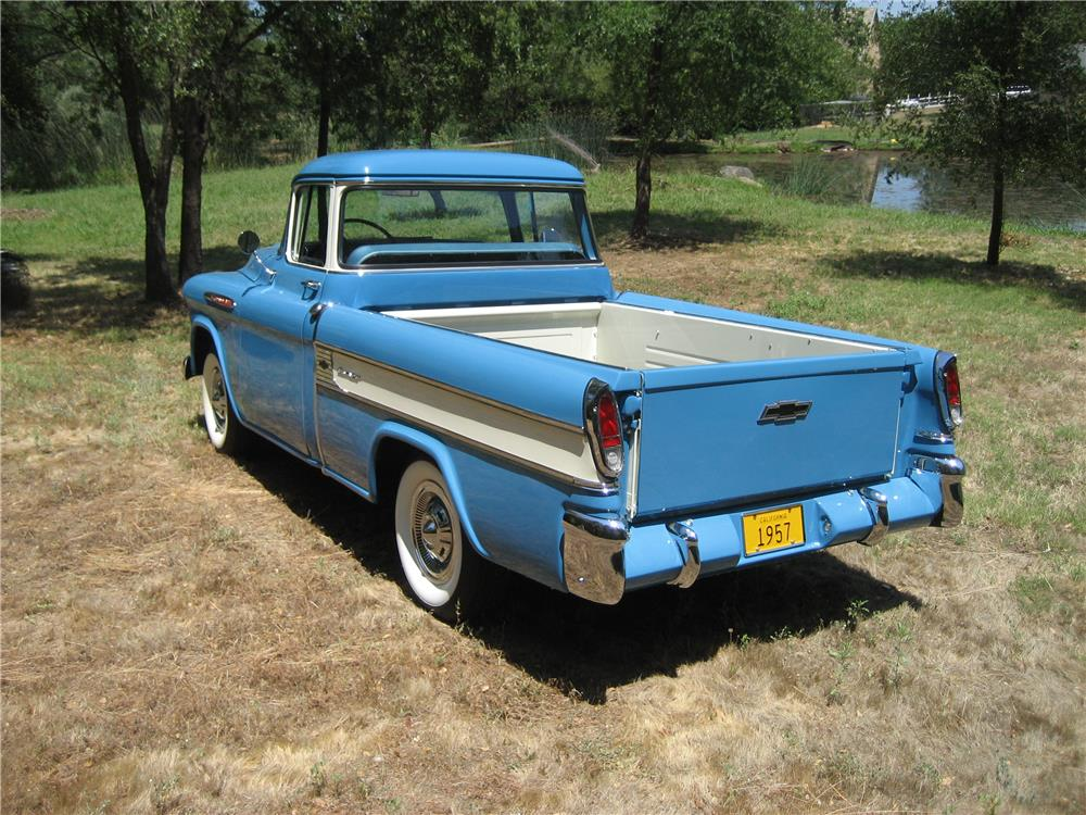 Mountain View Chevrolet >> 1957 CHEVROLET CAMEO PICKUP - 179604