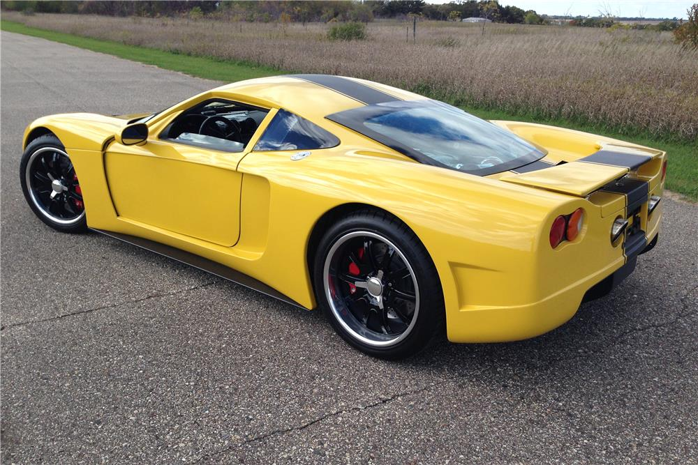 2008 FACTORY FIVE GTM COUPE - Front 3/4 - 179904
