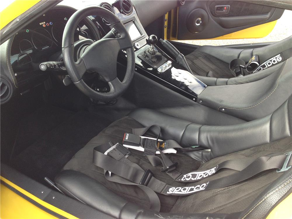 2008 FACTORY FIVE GTM COUPE - Interior - 179904