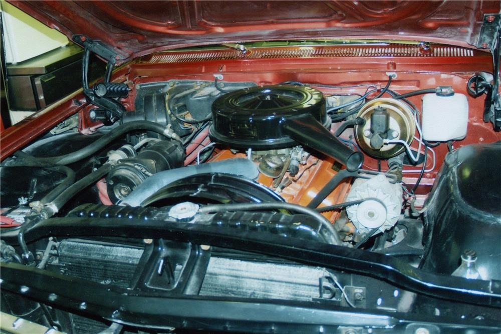 1962 CHEVROLET IMPALA SS - Engine - 179933