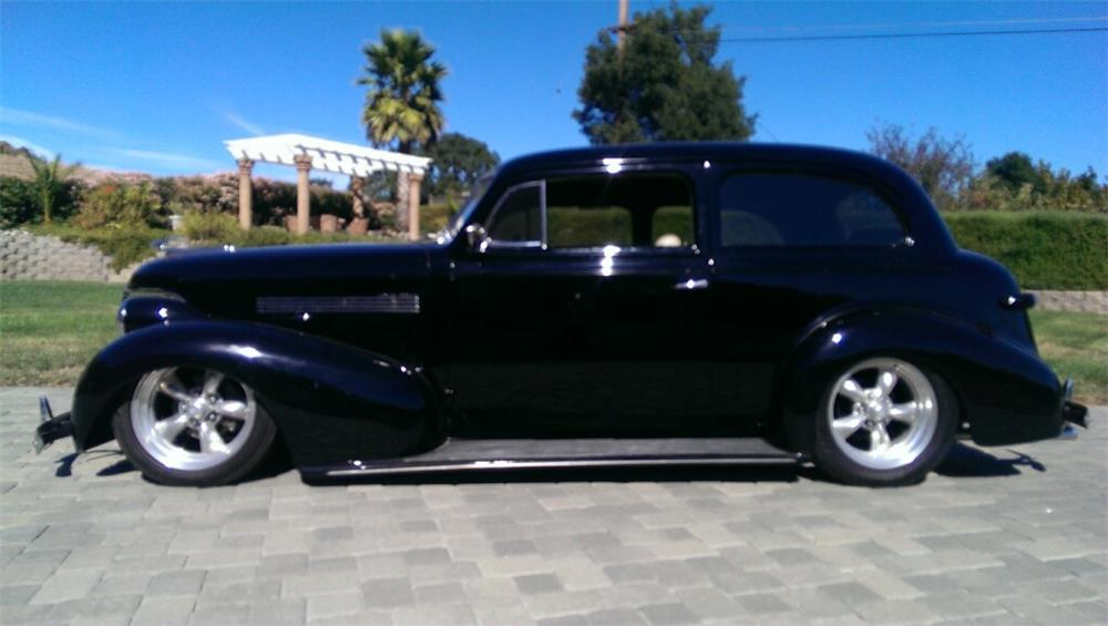1939 chevrolet master deluxe custom 2 door sedan 179976 for 1939 chevy 2 door sedan