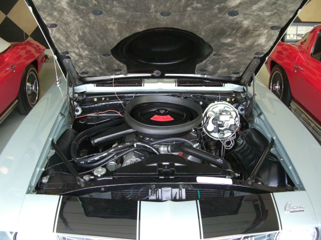 1969 CHEVROLET CAMARO Z/28 - Engine - 179983