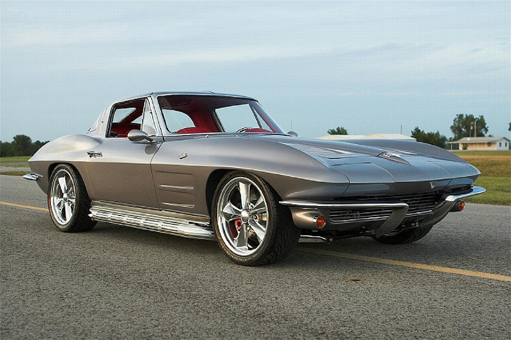 1963 Corvette Split Window 427 For Sale.html | Autos Weblog
