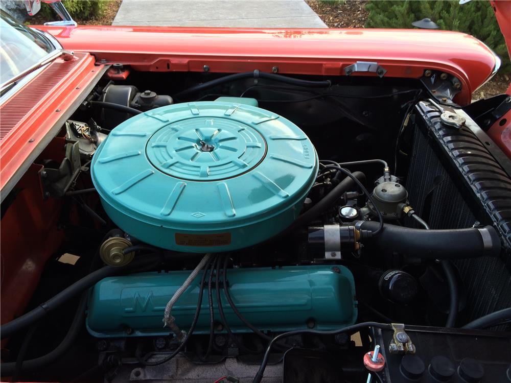 1959 MERCURY MONTEREY CONVERTIBLE - Engine - 179994