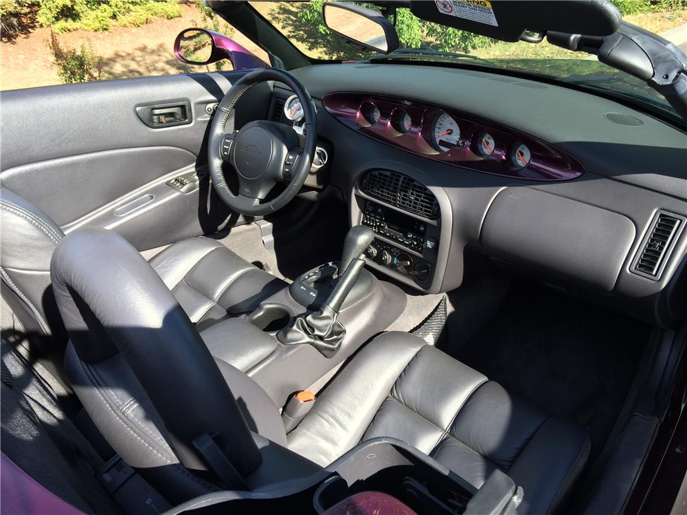 1997 PLYMOUTH PROWLER - Interior - 180005