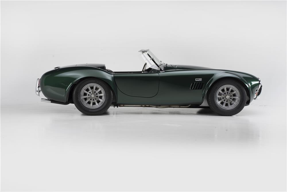 1965 SHELBY COBRA 427 ROADSTER CSX 3169 - Side Profile - 180026