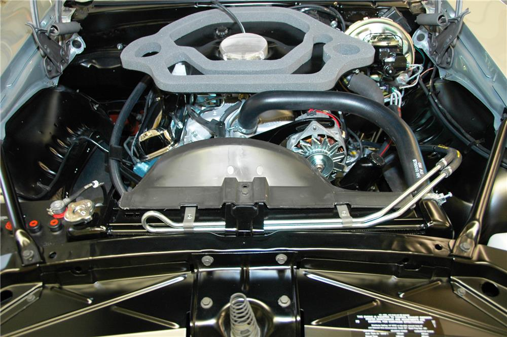 1969 PONTIAC FIREBIRD TRANS AM PROTOTYPE - Engine - 180191