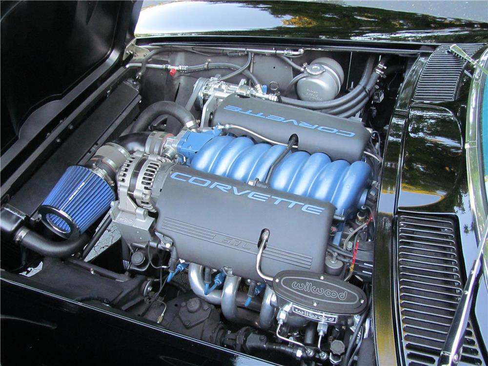 1966 CHEVROLET CORVETTE CUSTOM - Engine - 180353