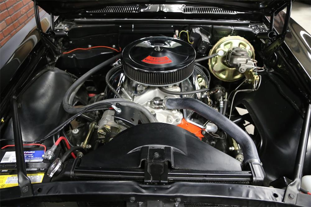 1968 CHEVROLET CAMARO CUSTOM - Engine - 180363