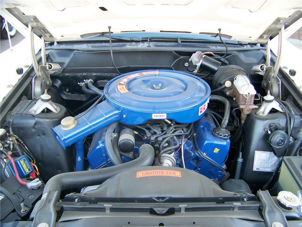 1970 FORD TORINO GT FASTBACK - Engine - 180381