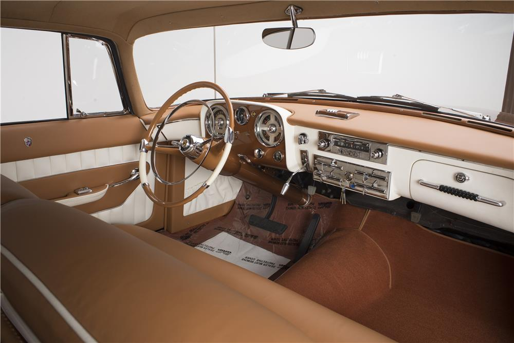 1955 CHRYSLER ST SPECIAL GHIA - Interior - 180484