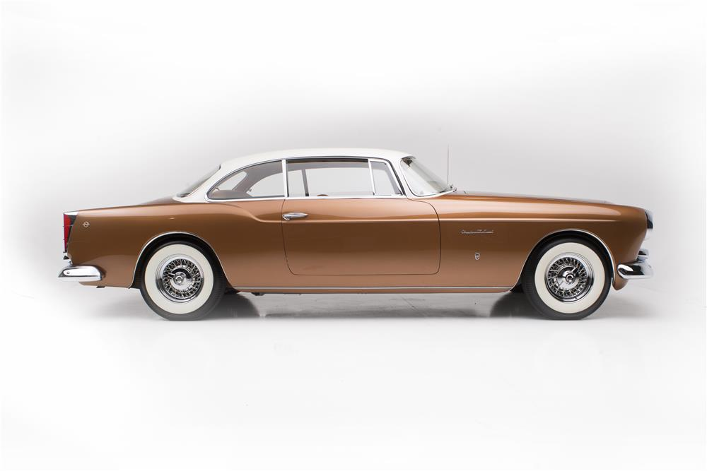 1955 CHRYSLER ST SPECIAL GHIA - Side Profile - 180484