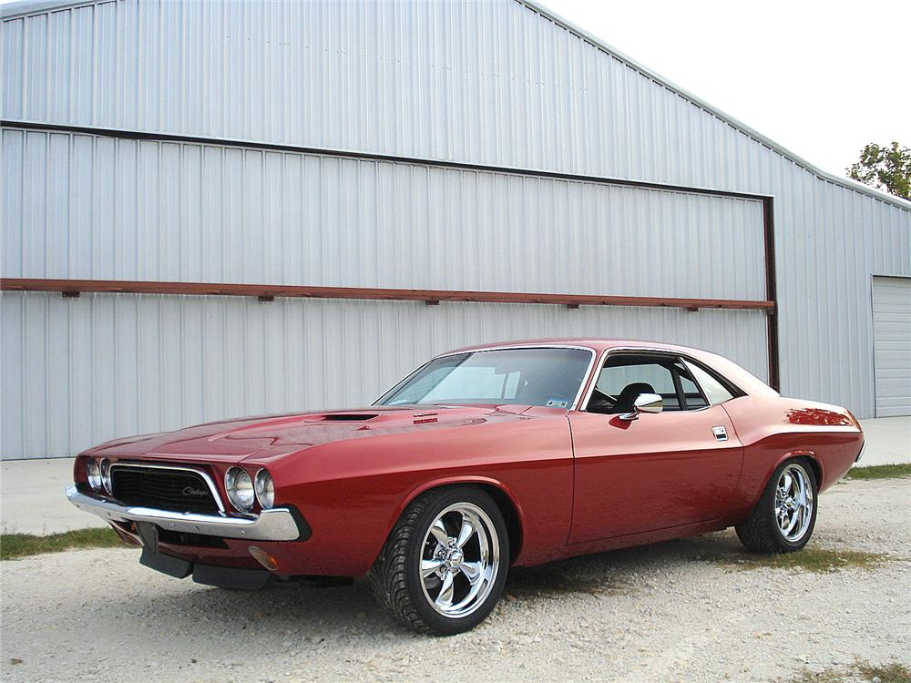 Muscle Car No Engine For Sale