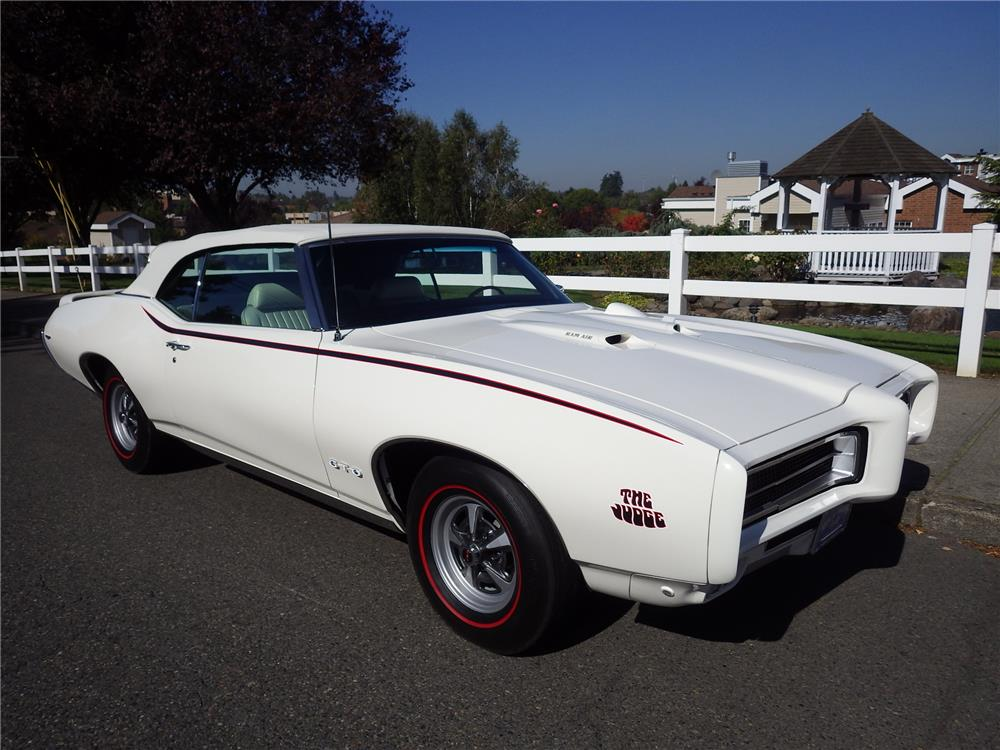 1968 Tiger Gold GTO owned for 18 years | gto | Pinterest | Tigers ...