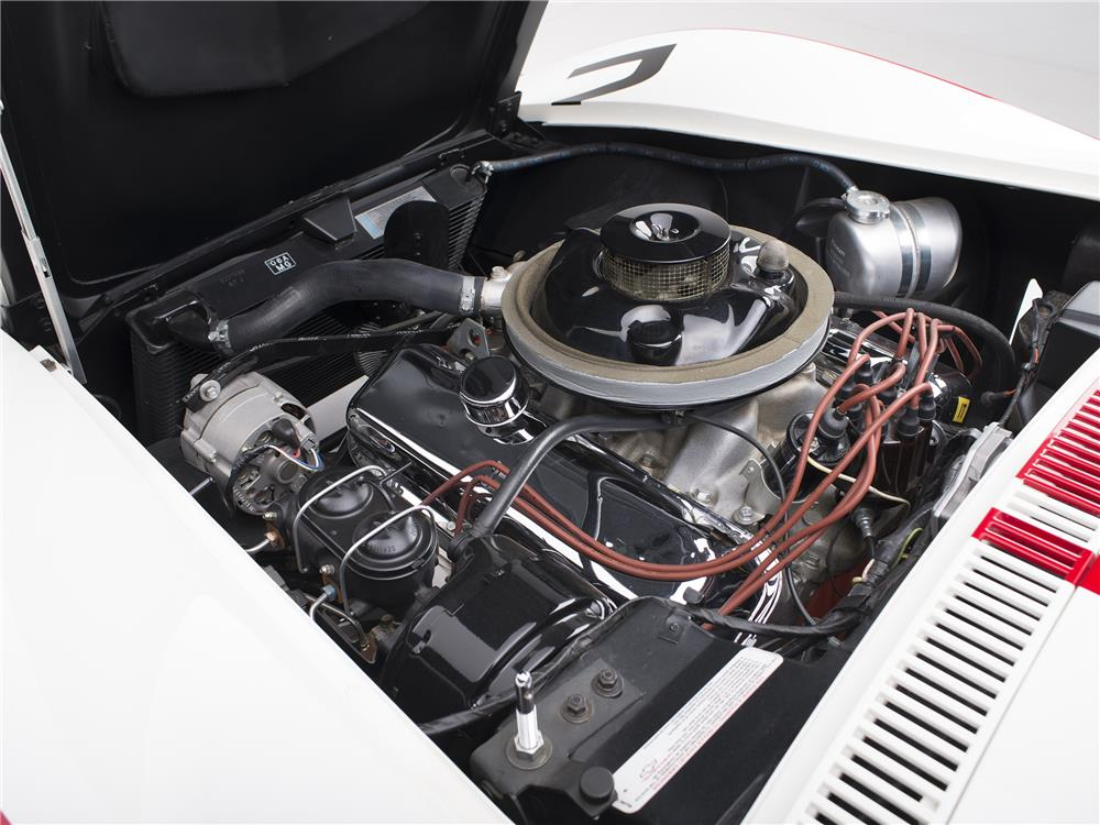 1968 CHEVROLET CORVETTE CONVERTIBLE L88 RACE CAR - Engine - 180584