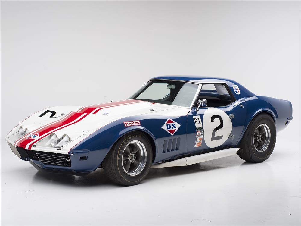 1968 Chevrolet Corvette Convertible L88 Race Car 180584