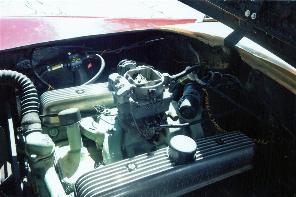 1955 WOODILL WILDFIRE ROADSTER - Engine - 180587