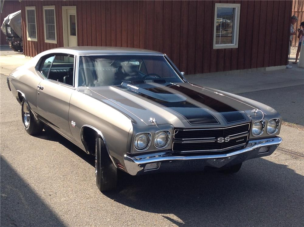 1970 Chevy Chevelle SS 454 - The Real Deal - Hot Rod Network