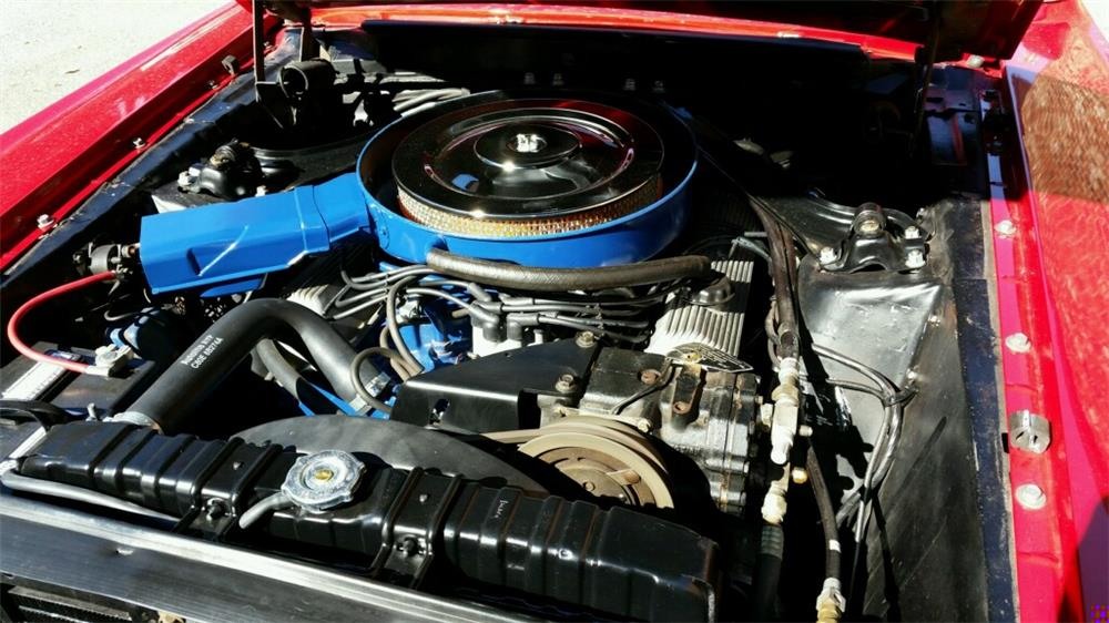 1970 SHELBY GT500 FASTBACK - Engine - 180624