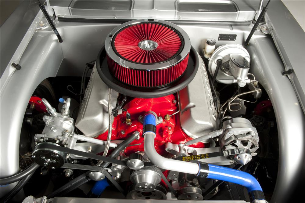 1967 CHEVROLET CAMARO CUSTOM - Engine - 180628