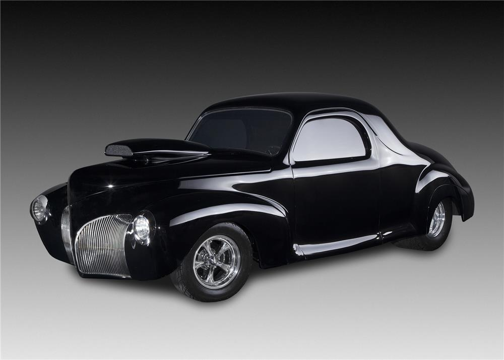 Palm Bay Ford >> 1941 LINCOLN ZEPHYR CUSTOM 3 WINDOW COUPE - 180629