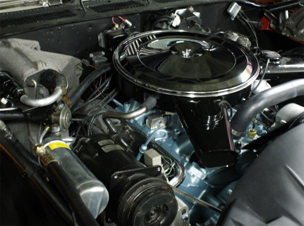 1969 PONTIAC GTO - Engine - 180634