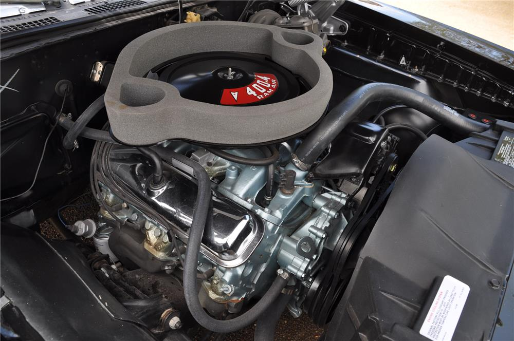 1970 PONTIAC GTO CONVERTIBLE - Engine - 180640