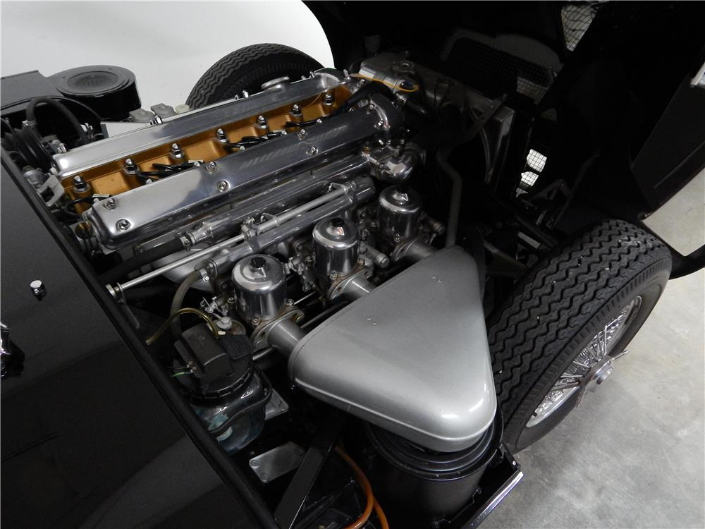 1964 JAGUAR XKE ROADSTER - Engine - 180650