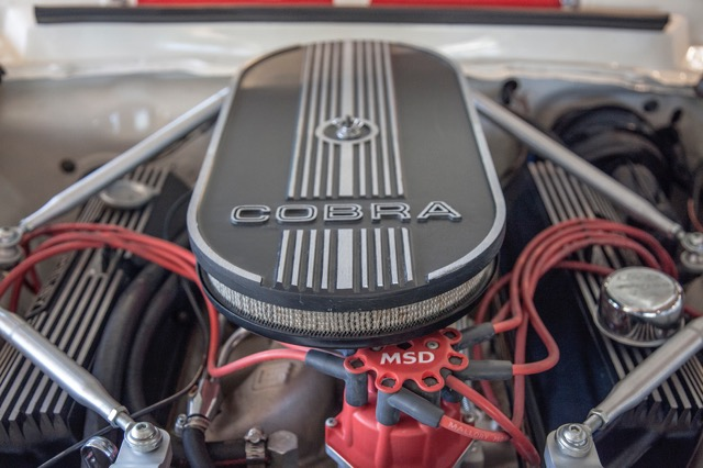 1968 FORD MUSTANG CUSTOM CONVERTIBLE - Engine - 180671