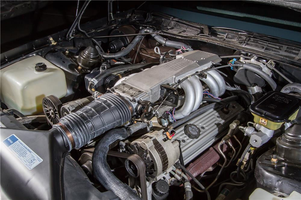 1991 CHEVROLET CAMARO Z/28 - Engine - 180688