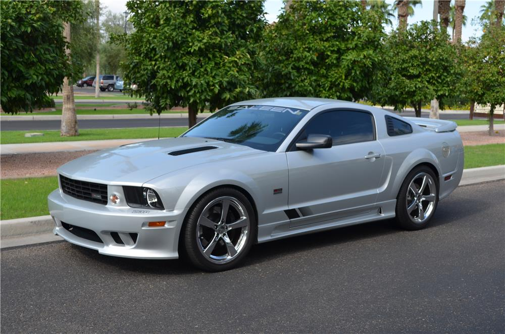 2008 Ford Saleen Mustang S281 Supercharged Coupe 180731