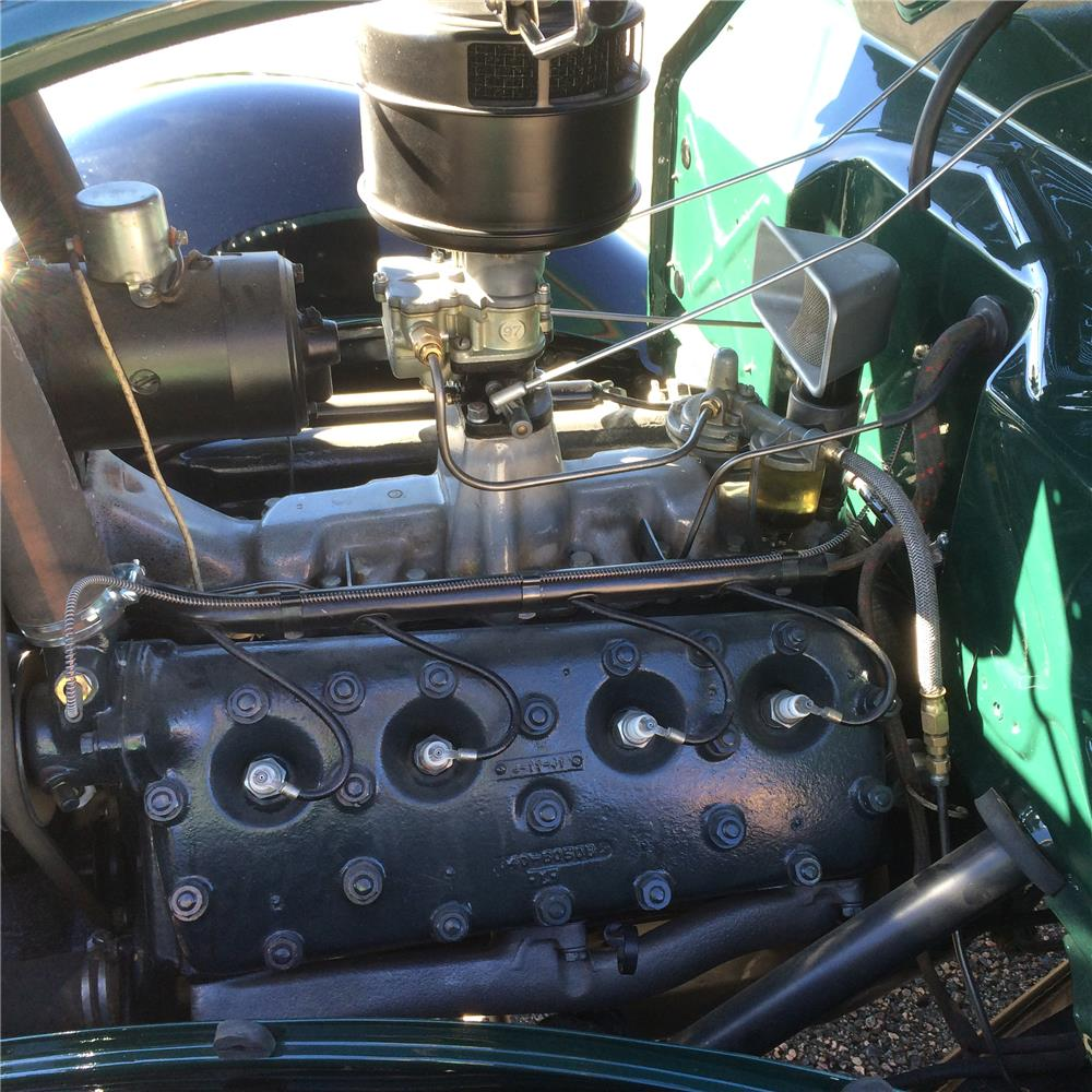 1935 FORD PICKUP - Engine - 180743